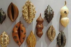 Cross-Pollination: Ceramic Seed Pod Project - Ms. Gross