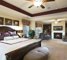How would you LIKE to be waking up in this owner's SUITE from Lennar Atlanta?    Via Lennar