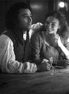 "panoramamelodrama: "" panoramamelodrama: ""Aidan Turner :  Eleanor and I work very well together. I don't think you can create that chemistry – you either have it or you don't. It was just right..."