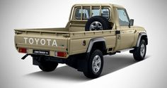 Toyota Land Cruiser 79 SC