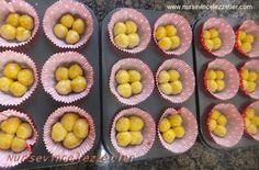 muffin kurabiyeler