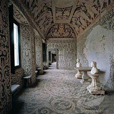 Nymphaeum of Villa Visconti Borromeo, Litta di Lainate Milano- Cerca con Google