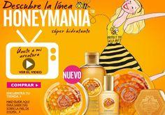 Honeymania, la miel en la cosmética