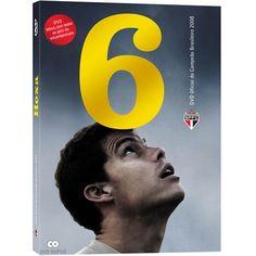 DVD Oficial Hexa - 6 x Campeão Brasileiro e 3 x em sequência