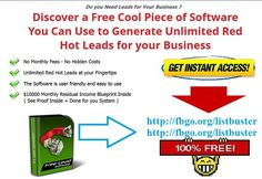 Get Free Leads