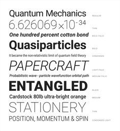 Examples of Roboto  Typography - Style - Material design guidelines