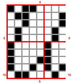 U (8x10)