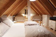 #ferienhaus #cottage #kellerstöckl #lhotel #bedroom #masterbedroom #doppelbett #schlafzimmer #vintage #landhausstil #weingarten #austria #südburgenland #csaterberg Bunk Beds, Room, Vintage, Furniture, Home Decor, Tejidos, Hotel Bedrooms, Twin Size Beds, Cottage Chic