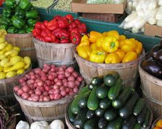 Locavore Eating - Community Supported Agriculture (CSA)