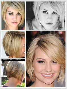 Chelsea Kane : Love this cut, after the wedding, this is happening.