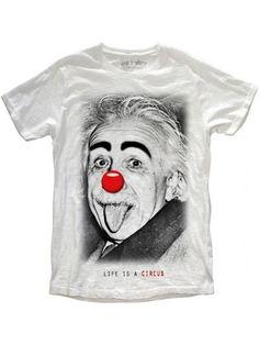 My T-Shirt Einstein Circus Vuitton Bag, Louis Vuitton, Einstein, Summer, Mens Tops, Leather, T Shirt, Bags, Fashion