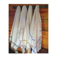 Ethiopian Cotton Anything Towel - Blue