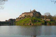 dans l'Indre ...Saint Benoît du Sault ...un des plus beaux villages de France