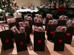Simple Reindeer Christmas Group Gift - Coworker - Teacher - Bus Driver