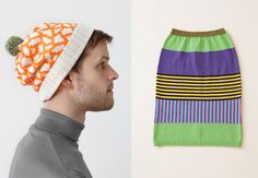 All Knitwear by Annie Larson by re-Design, via Flickr