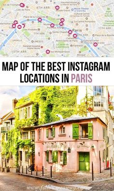 Looking for the best Paris photography locations? From hidden gems to well-known spots, we show you how to find 20 photography locations in Paris! Paris Travel Guide, Europe Travel Tips, Travel Guides, Travel Destinations, Paris Map, Paris France, Paris Paris, 5 Days In Paris, Paris In November