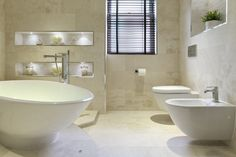 BATHROOM TRENDS 2018 – REMODEL YOUR BATHROOM IN STYLE! | 2018 BATH FIXTURE TRENDS | TOILETS - Arguably the most important feature of any bathroom, the toilet that you choose for your space needs to be accessible and functional.