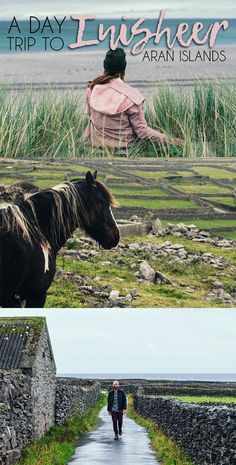A Day Trip to Inisheer Aran Islands in Ireland on the Wild Atlantic Way #beautifuldestinations #WildAtlanticWay #travelblog Travel Tips | Travel Destinations | Europe Travel | Ireland Travel | Ireland things to do in | Ireland Road Trips