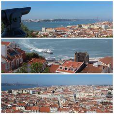 Lisszabon (a várból)