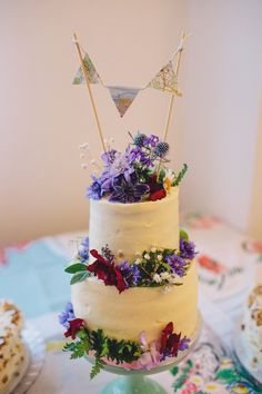 Sweet Wedding in the English Countryside