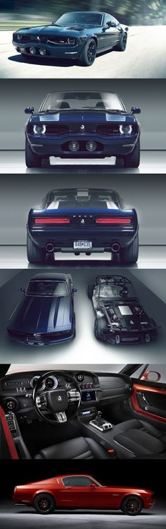 Equus Bass 770: The Ridiculous $250,000 Muscle Car