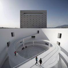 Alberto Campo Baeza / Andamlucía Museum of Memory, Granada