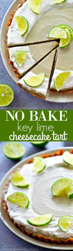 This tangy, luscious no bake cheesecake tart will be a HUGE hit on any dessert table this summer! Cheesecake lovers won't BELIEVE that it's dairy-free, sugar-free, gluten-free, and paleo!