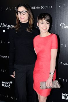 All In the Family   - Bridget Moynahan and Sami Gayle