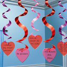 corazones decorados para san valentin - Buscar con Google