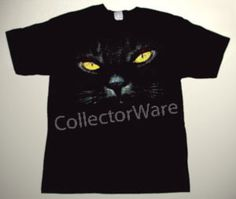 Cat drawing CUSTOM ART UNIQUE T-SHIRT   Each T-shirt is individually hand-painted, a true and unique work of art indeed!  To order this, or design your own custom T-shirt, please contact us at info@collectorware.com, or visit http://www.collectorware.com/tees-1animals.htm