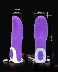 lưỡi liếm âm đạo silicon cao cấp Loveaider độc lạ