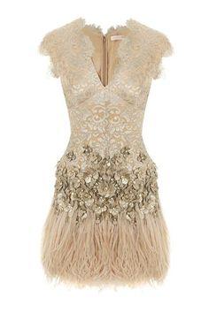 Art Dec贸 ~ 1920s dress