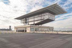 Torino Fiat Lingotto Factory Conversion run by Renzo Piano: