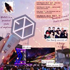 after seeing this, I knew something 😮😮 Luhan, Lightstick Exo, Exo Lockscreen, Exo Luxion, Anatomy, Fangirl, Youth, Fandoms, Wallpapers
