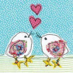 Zoe's Lovebirds-K12