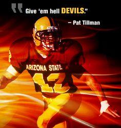 Pat Tillman 42 - we need more like him
