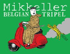 craft beer labels mikkeller - Google Search