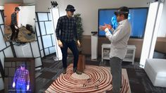 Holoportation: Living memories with virtual 3D teleportation Paragon Monday Morning LinkFest