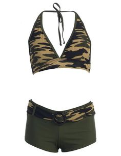 2 Piece Short & Halter Bikini Top Swimsuit Set (Small, Camo) Swimwear Marina West,http://www.amazon.com/dp/B00D49H6I8/ref=cm_sw_r_pi_dp_2ILYsb1BFW3JZ5G0