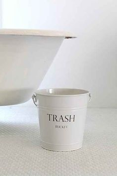York Trash Bucket - Urban Outfitters