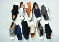 """Converse is turning its legendary shoe """"the Jack Purcell"""" into a full blown clothing line and introducing a new line of shoes... purists aren't happy about it, but reinventing a Classic so its more Modern ain't necessarily a bad thing..."""