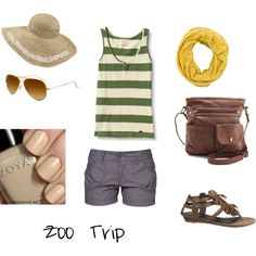 zoo outfit
