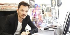 Matthew Williamson the fashion designer with the passion for India. #interdema #fashion #design #womanfashion #style #MatthewWilliamson #дизайн #мода