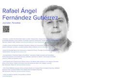 Rafael Ángel Fernández Gutiérrez's page on about.me – http://about.me/pressnet