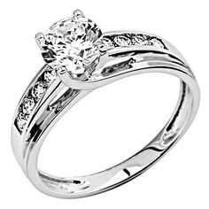 So I think this may be the ring he is considering......we'll see!!! I love it wish he'd hurry up!!