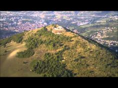 Flying Over The Bosnian Pyramids