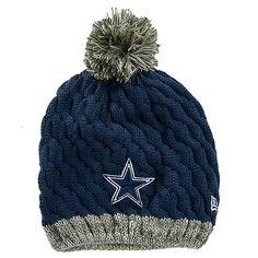 9c59c61f47b Dallas Cowboys New Era Salute to Service Womens Knit Hat