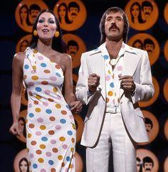 Sonny & Cher show opening