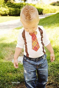 NEW Fall Thanksgiving Baby Boy tie onesie with Suspenders - Thanksgiving, Fall, Winter - Pick your own. $19.00, via Etsy.