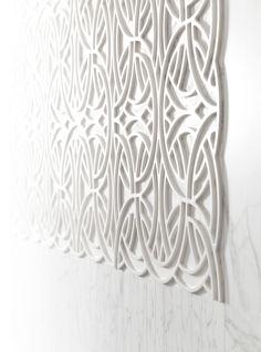 Revestimento de pisos/paredes de mármore RONDO' by Kreoo design Enzo Berti